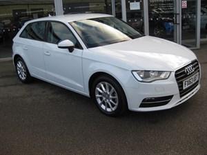 used Audi A3 1.6TDi SE 99g/km 5dr NAV £NIL Road Tax in louth
