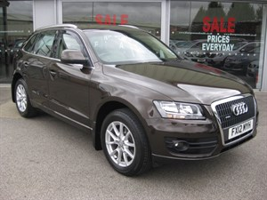 used Audi Q5 2.0TDi Quattro SE (140PS) 5dr ONE OWNER in louth
