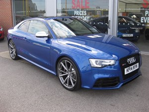 used Audi RS5 4.2FSi Quattro 2dr Coupe S Tronic GLASS ROOF in louth