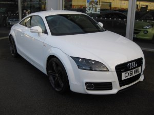 used Audi TT Sport Quattro 2.0TDi Coupe SAT NAV in louth