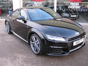 used Audi TT S Line 2.0TDi 184PS Ultra 2dr Coupe NEW MODEL IN STOCK in louth