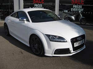 used Audi TTS TTS TFSI QUATTRO S LINE BLACK EDITION ONE OWNER in louth