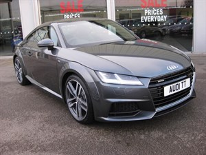 used Audi TT S Line 2.0TFSi 230PS Quattro S tronic 2dr Coupe IN STOCK NOW in louth