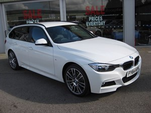 used BMW 320d xdrive M Sport Touring 64 Reg Delivery Mileage in louth
