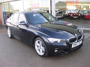 used BMW 320d M Sport 4dr  in louth