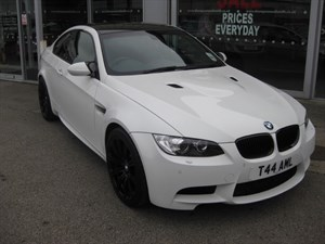 used BMW M3 4.0V8 2dr Coupe DCT HIGH SPEC LOW MILES in louth