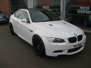 used BMW M3 4.0V8 DCT 2dr Coupe HIGH SPEC in louth