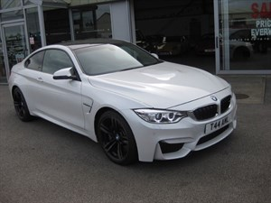 used BMW M4 3.0 DCT 2dr Coupe Start/Stop BIG SPEC in louth