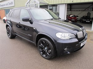 used BMW X5 Xdrive 40D M Sport in louth