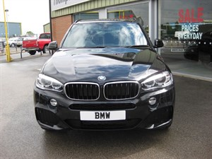 used BMW X5 xDrive 30d M Sport 5dr S/S Auto in louth
