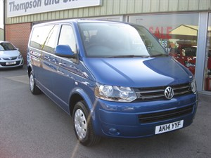 used VW Transporter Shuttle 2.0TDi 140PS SE LWB in louth