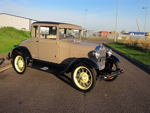 used Ford  Model A Standard Coupe in louth