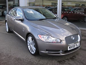 used Jaguar XF 5.0 V8 Portfolio 4dr Auto in louth