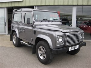 used Land Rover Defender 90 TD XS STATION WAGON in louth