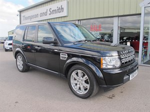 used Land Rover Discovery 4 3.0TDV6 GS 5dr Auto LOW MILEAGE in louth