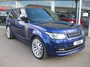 used Land Rover Range Rover Kahn RS600 Vogue 3.0TDV6 Auto in louth