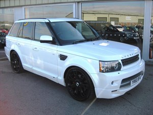 used Land Rover Range Rover Sport Overfinch 3.6TDV8 HSE 5dr Auto in louth