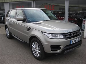 used Land Rover Range Rover Sport 3.0 TDV6 SE Panoramic Glass Roof in louth