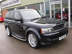 used Land Rover Range Rover Sport 3.0TDV6 HSE 5dr Auto  in louth