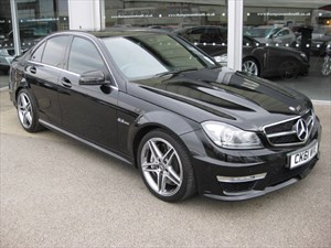 used Mercedes C63 AMG EDITION 125 4dr FACELIFT LOW MILEAGE in louth