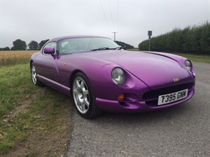 used TVR Cerbera Cerbera 4.0 Speed 6 2dr Coupe HUGE HISTORY in louth