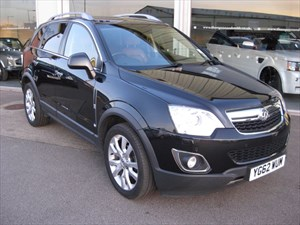 used Vauxhall Antara SE NAV 2.2CDTi 16v 184PS 5dr Auto 4x4 in louth