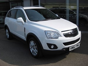 used Vauxhall Antara Exclusiv 2.2CDTi 16v 4X4 163PS 5dr Auto in louth
