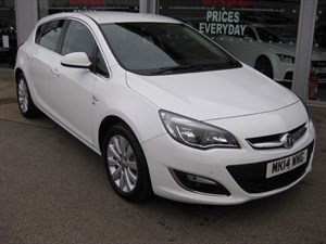 used Vauxhall Astra Elite 2.0CDTi 16v 165PS 5dr Auto SAVE £11,000 in louth