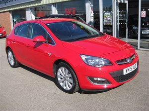 used Vauxhall Astra Elite 2.0CDTi 16v 165PS 5dr Auto SAVE £11,740 in louth