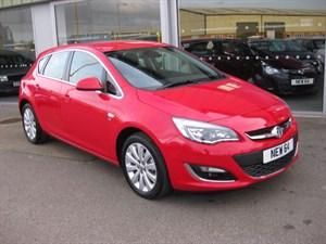 used Vauxhall Astra Elite 1.6i 16v VVT 5dr Auto SAT NAV in louth