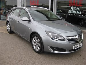 used Vauxhall Insignia SRi Tourer 2.0CDTi 16v (163PS) 5dr Estate Auto   in louth