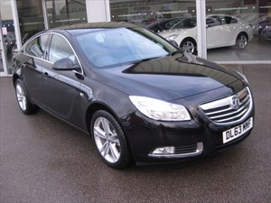 used Vauxhall Insignia Exclusiv 2.0CDTi 16v 130PS 5dr WITH PLUS PACK in louth