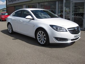 used Vauxhall Insignia Elite NAV 2.0CDTi 16v (140PS) ecoFLEX Start/Stop 5dr NIL ROAD TAX in louth