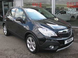 used Vauxhall Mokka Exclusiv 1.7CDTi 16v (130PS) Start/Stop FWD DELIVERY MILEAGE in louth
