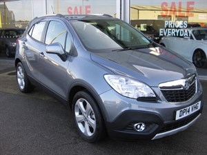 used Vauxhall Mokka Exclusiv 1.7CDTi 16v (130PS) Start/Stop FWD SAVE £4,500 in louth