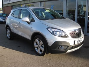 used Vauxhall Mokka Tech Line 1.7CDTi 16v 130PS FWD 5dr Start/Stop DELIVERY MILEAGE in louth