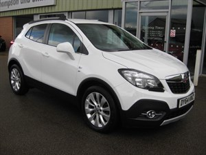 used Vauxhall Mokka SE 1.7CDTi 16v (130PS) 5dr Start/Stop FWD in louth