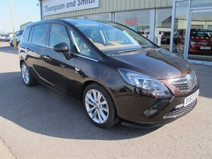 used Vauxhall Zafira Tourer SE 1.4i 16v VVT Turbo (140PS) 5dr Start/Stop Nav HIGHEST SPEC  in louth