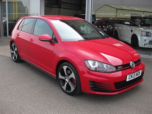used VW Golf GTi 2.0FSi 230PS 5dr HIGH SPEC in louth