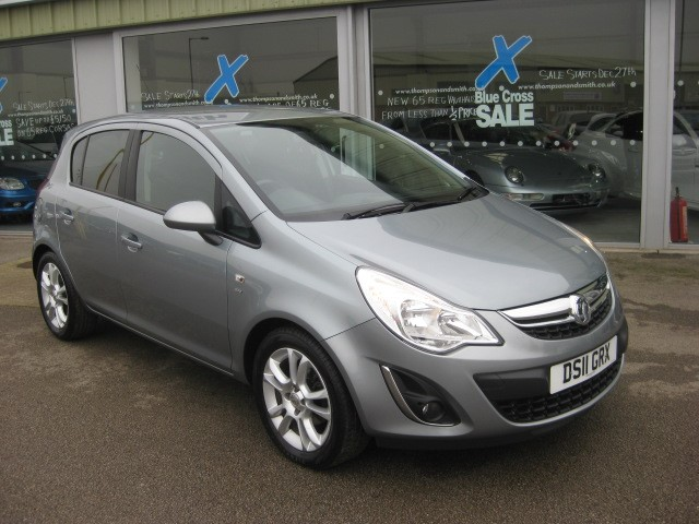 used Vauxhall Corsa SXi 1.2i 16v 5dr A/C RAC Warranty in louth