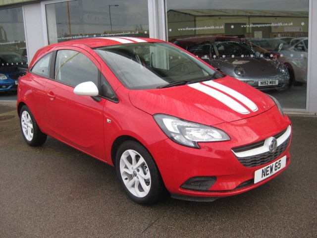 used Vauxhall Corsa Sting 1.2i 3dr SAVE £1,600 in louth