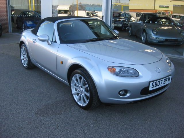 used Mazda MX-5 2.0 Sport 2dr Roadster RAC Warranty in louth