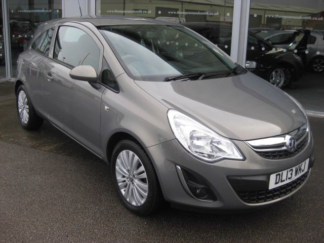 used Vauxhall Corsa Energy 1.3CDTi 16v ecoFLEX (75PS) 3dr LOW MILEAGE in louth