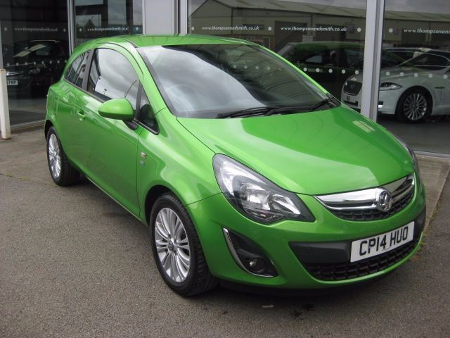 used Vauxhall Corsa SE 1.3CDTi 75PS ecoFLEX 3dr Start/Stop  in louth