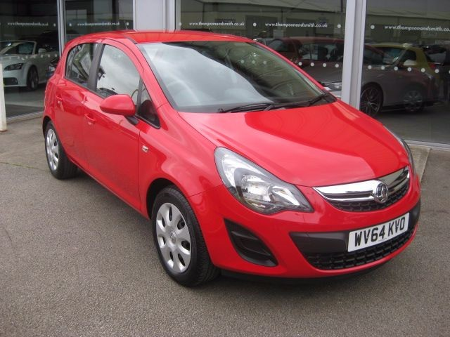 used Vauxhall Corsa Design 1.3CDTi 75PS ecoFLEX 5dr AC in louth