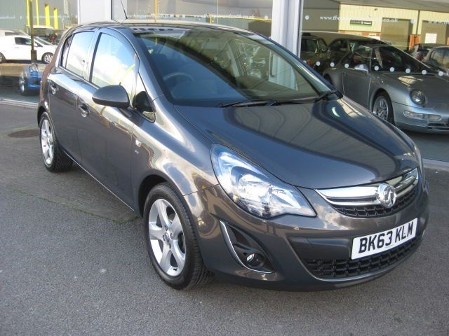 used Vauxhall Corsa SXi 1.4i 16v 5dr 100PS A/C LOW MILEAGE in louth