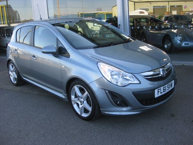 used Vauxhall Corsa SRi 1.4i 16v 5dr 100PS AC in louth