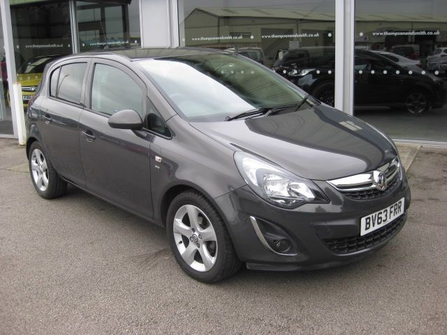 used Vauxhall Corsa SXi 1.2i 16v 5dr A/C  in louth