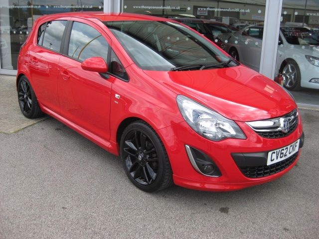used Vauxhall Corsa SRi 1.4 16v 100PS 5dr RAC Warranty in louth