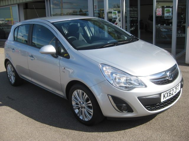 used Vauxhall Corsa SE 1.4i 16v VVT 5dr RAC Warranty in louth